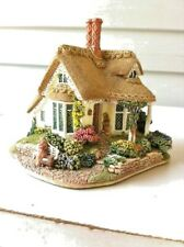 "Lilliput Lane "" Cradle Cottage "" English Collection 1996 Handmade in England"
