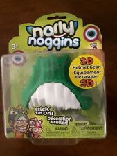 New NARLY NOGGINGS / 3D / Helmet Gear /Attachment / Series 2 / Stick On