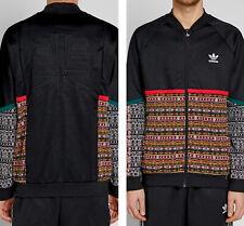 Adidas Originals x Pharrell Williams Track Jacket SOLAR HU Color Block M NWT