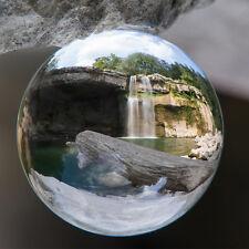 K9 Crystal Photography Lens Ball Photo Prop Lensball 50mm Home Decor