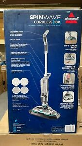 BISSELL® SpinWave Cordless Floor Spin Mop-Teal 2315