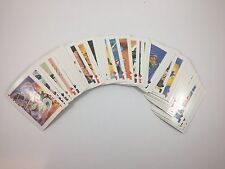 Dragon Ball Z Poker Cards Blackjack Deck GOLD Rare 2002 Set