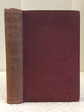 SHORT STUDIES IN ECCLESIASTICAL HISTORY & BIOGRAPHY By H. Oxenham- 1884 Anglican