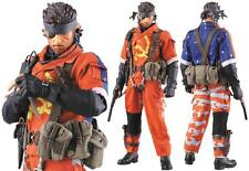 Real Action Heroes Naked Snake Cold War Version Medicom New Japan Import Toy