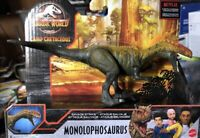 Mattel Jurassic World Toys Camp Cretaceous Savage Strike Monolophosaurus 2021