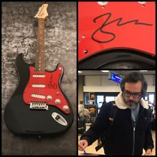 GFA Flight of the Concords * JEMAINE CLEMENT * Signed Electric Guitar COA