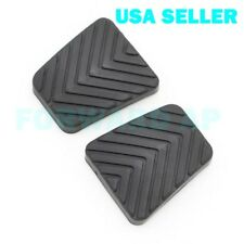 New-HD Rubber Brake & Clutch Pedal Pad 2pcs for Mitsubishi Dodge Lancer Eclipse