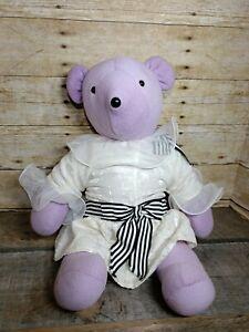 80s Vintage North American Bear Co Audrey Hepbearn My Bear Lady  Hepburn Teddy