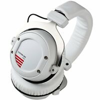 Beyerdynamic Custom One Pro Plus (White) Customizable Over-Ear Headphones