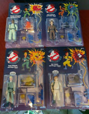 THE REAL GHOSTBUSTERS Kenner Retro Figures 2020 Peter Ray Winston Egon Set NEW