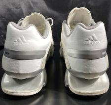 Adidas Springblade Sz 6 Running White Silver Vintage Og lot