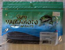 """Gary Yamamoto 5"""" Senko - Smoke (No Flake)"""