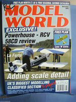 JOB LOT X 10 RCMW RADIO MODELS MODEL AIRCRAFT MAGAZINES FROM 1965 - 2015