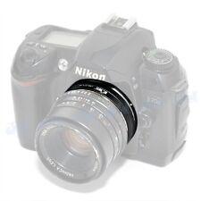 YASHICA CONTAX LENS TO NIKON CAMERA ADAPTER D700 D5200 D5100 D7100 D3200 D90