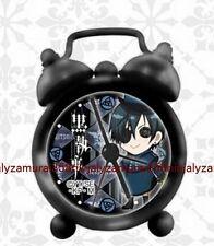 Black Butler Kuroshitsuji mini alarm clock official anime Ciel