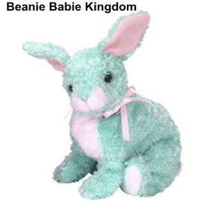 Ty Beanie Baby * SPRING * the Easter Bunny Rabbit