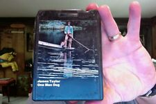 James Taylor- One Man Dog- used 8 Track tape- real nice