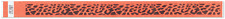 Day Glow Leopard TYVEK Wristbands 500 in a pack