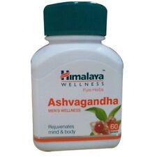 5x Himalaya Herbal Aswagandha 300 Tabs For Mind and Body Fresh Stock - 600 Tabs
