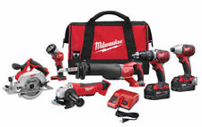 Milwaukee M18BPP7A-402B 18V Cordless Kit (7 Piece)
