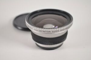 Raynox High Definition Super Wide Angle Conversion Lens 0.5x Japan
