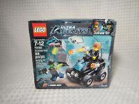 Lego Ultra Agents Riverside Raid Set 70160 New Sealed
