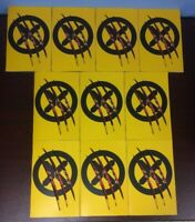 WOLVERINE #1 (2020) CHIP KIDD DIE CUT VARIANT COVER  - LOT OF 10 COPIES