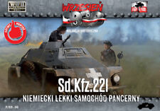 FTF048 Sd.Kfz. 221 German Light Armored Car 1/72