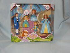 Disney Junior Sofia the First Royal Family Play Set NEW!