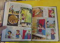 LES PLUS BELLES HISTOIRES de DISNEY BLANCHE-NEIGE 1984