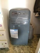 Lg portable air conditioner with remote control and exhaust hose 12000 BTU