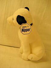 """New listing 1980 Dakin Plush Rca Nipper Dog 13"""" Tall With Tags"""