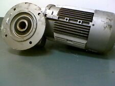 Siemens Motor and Tigear 1LA5090  1.5HP, 3 Phase, 1730 RPM
