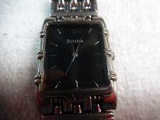 Bulova Watch 96X005 160-27B6