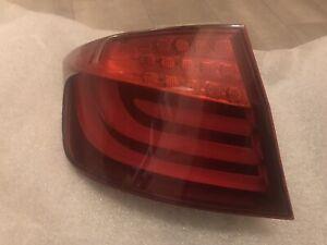 BMW 2010-2013 5 SERIES F10 pre-LCI LEFT REAR LIGHT TAILLIGHT USED OEM