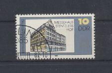 DDR ABART 2733 DD LEIPZIGER MESSE 1982 DOPPELDRUCK SELTEN!! a477