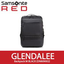 "Samsonite RED 2018 GLENDALEE Backpack M 15.6"" Laptop Tablet 30x44x13cm EMS Black"