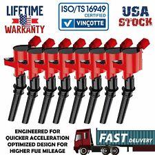 TRITON  Ignition Coil Pack For Ford 1997~2003 F-150 5.4L/2000~2009  4.6L 5.4L V8