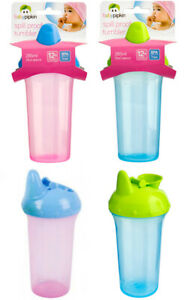 2x Training Bottle Baby Toddler Training Sippy Drinking Cup Trainer 👶