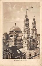 B10076 Romania Sibiu Catedrala Ortodoxa used 1913 Nagyszeben Hermannstadt