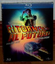 TRILOGIA REGRESO AL FUTURO PACK 3 BLU-RAY NUEVO PRECINTADO AVENTURAS (SIN ABRIR)