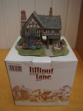 A Collectable Lilliput Lane Junk & Disorderly Pembridge Herefordshire 1993