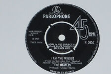 "The Beatles-Hello, Goodbye/I Am The Walrus - 7"" 45 PARLOPHONE Records (R 5655)"