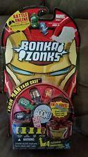 BONKA ZONKS FACE CASE MARVEL IRON MAN MIP series 1