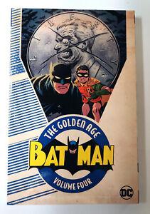 BATMAN: THE GOLDEN AGE VOL 4 TPB (2018, DC Comics) NEW OOP