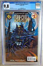Legends of the Dark Claw #1 Amalgam 1996 Batman Wolvie CGC 9.8 NM/MT Comic S0133