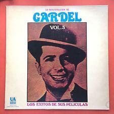 La Resurrection De Carlos Gardel Vol 3 Exitos De Sus Peliculas UA LATINOS 1975