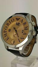 Emporio Armani AR0521 men's XXL watch rare constellation AR-0521 analog 5 ATM