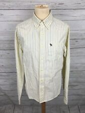 Men's Abercrombie & Fitch Shirt - Large - Muscle Fit - Great Condition