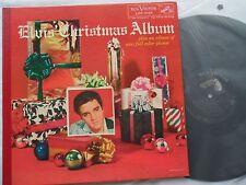 ELVIS 1st Press CHRISTMAS LP **EX** Original Gatefold LOC-1035 ** 1S/1S **